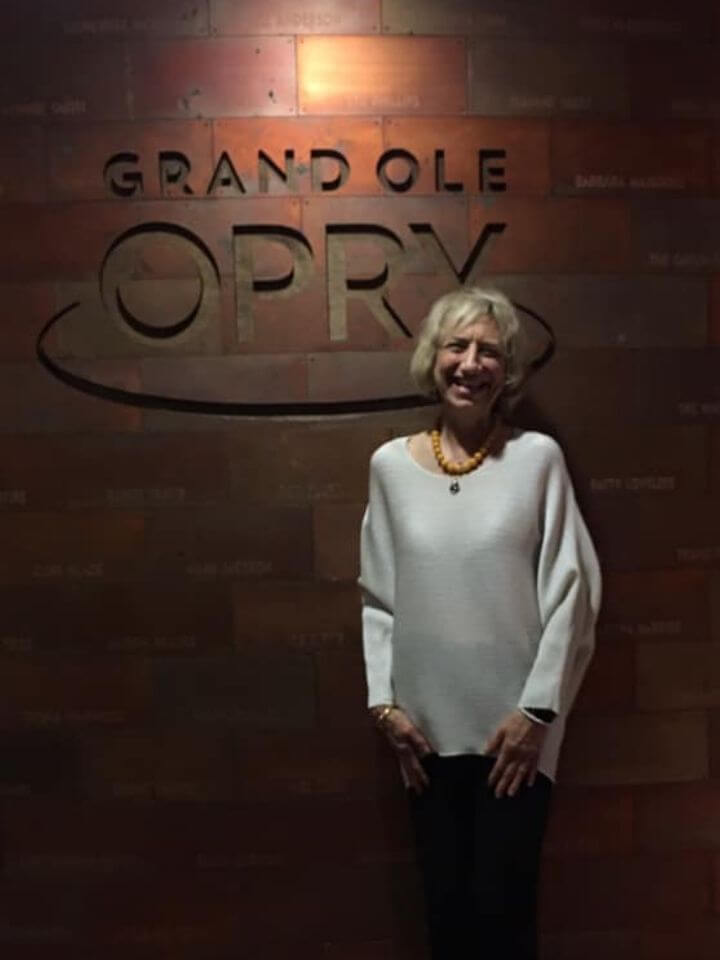 Feels like home for Kris at the Grand Old Opry